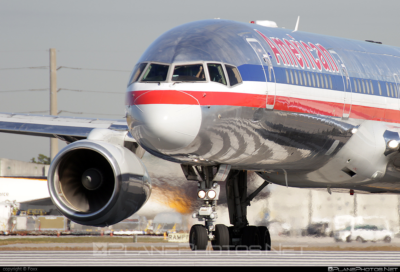 American Airlines Boeing 757-200 - N195AN #americanairlines #b757 #boeing #boeing757