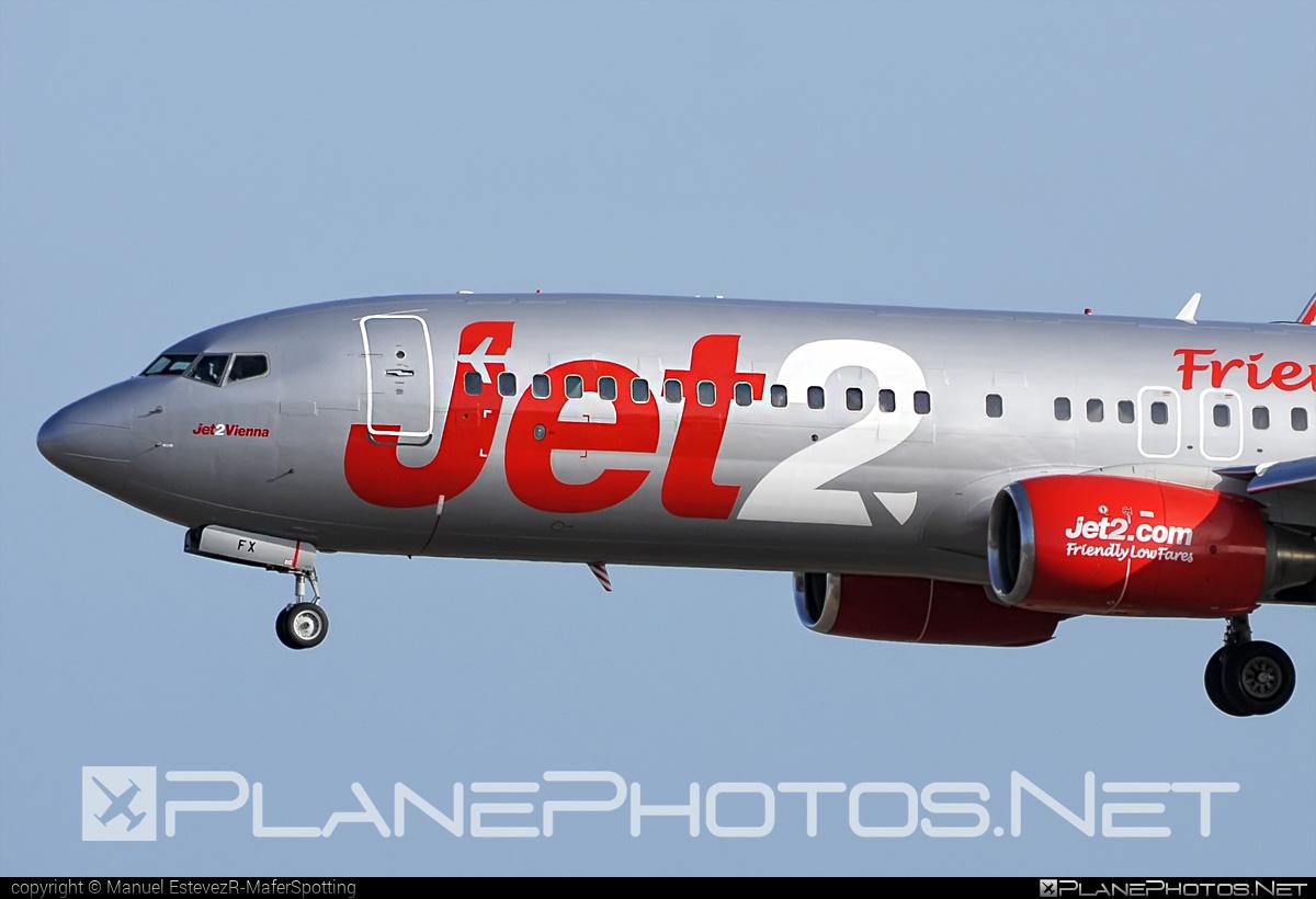 Boeing 737-800 - G-GDFX operated by Jet2 #b737 #b737nextgen #b737ng #boeing #boeing737 #jet2