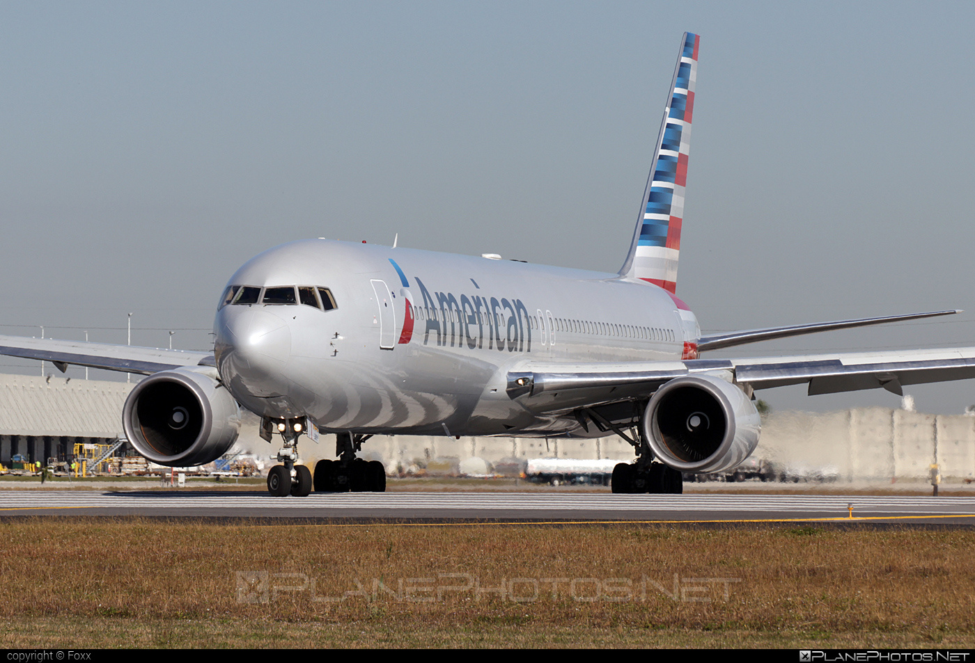 Boeing 767-300ER - N389AA operated by American Airlines #americanairlines #b767 #b767er #boeing #boeing767
