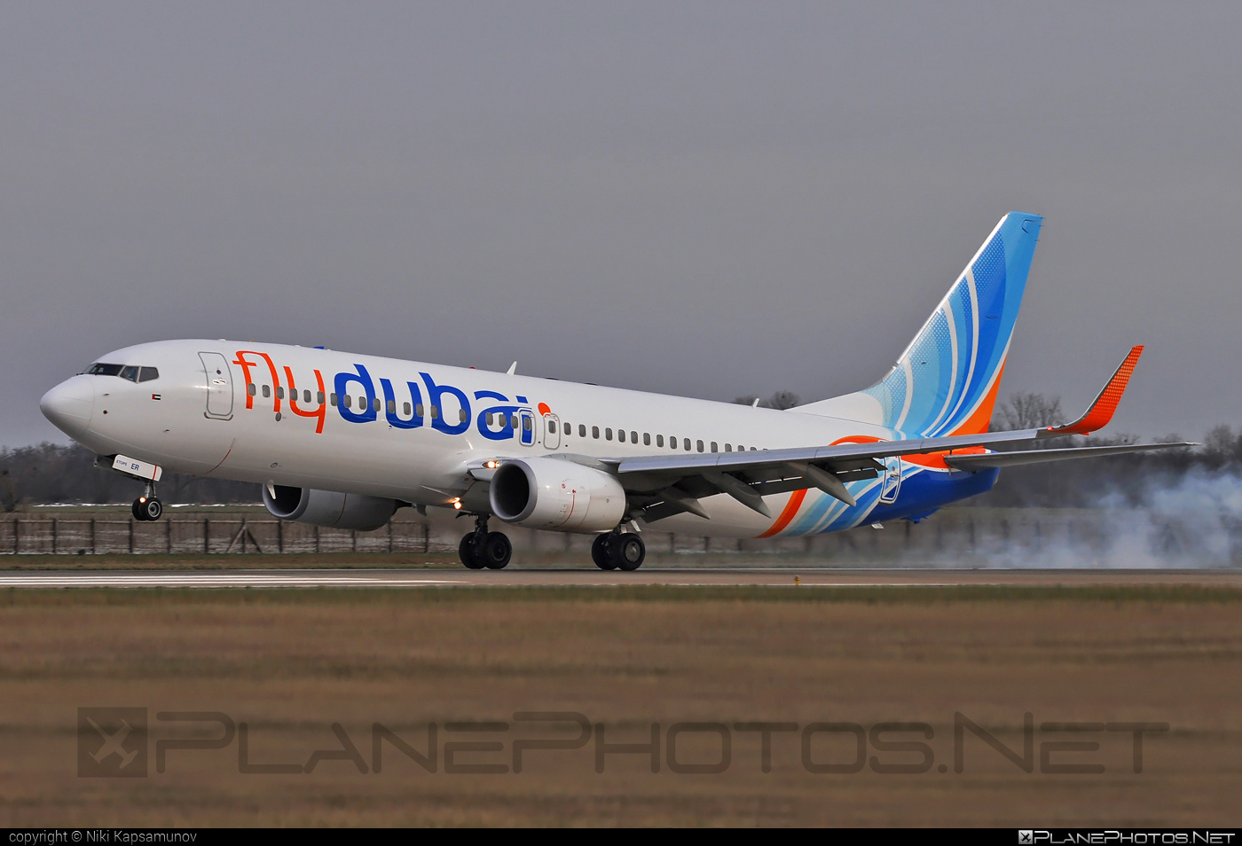 flydubai Boeing 737-800 - A6-FER #b737 #b737nextgen #b737ng #boeing