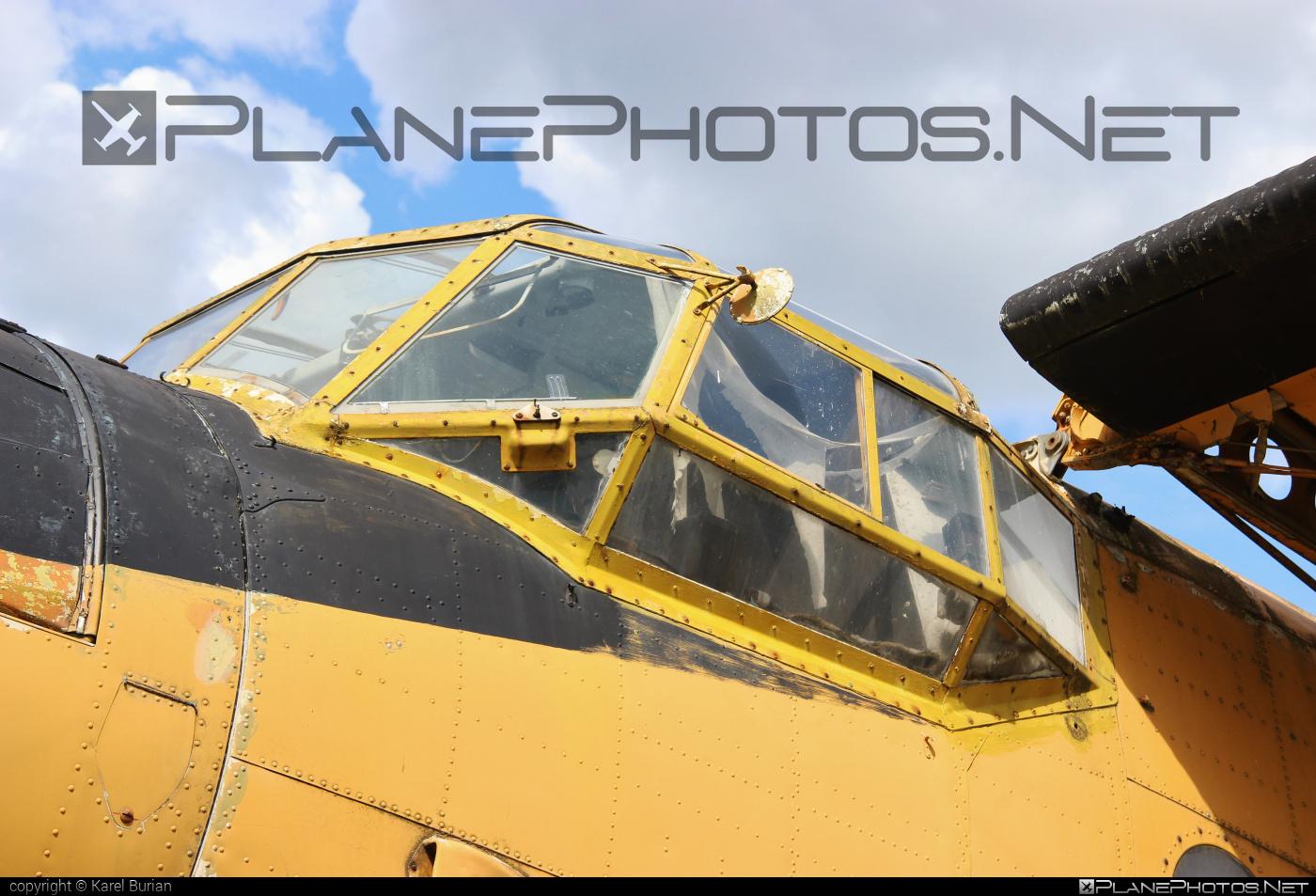Antonov An-2 - OK-KIF operated by Slov-Air #an2 #antonov #antonov2
