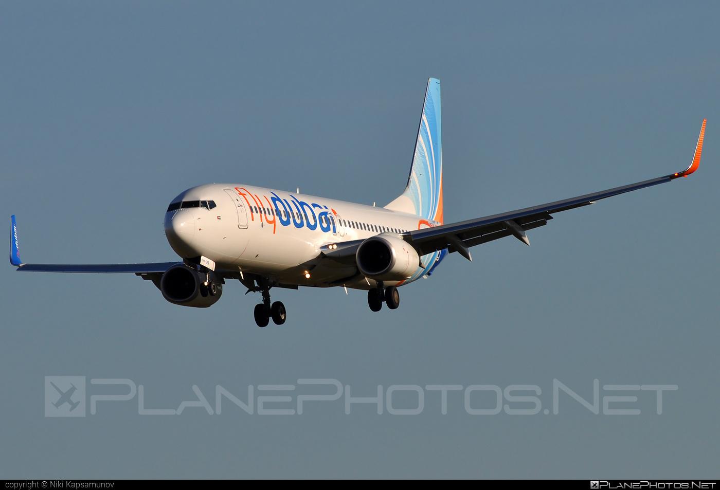 Boeing 737-800 - A6-FER operated by flydubai #b737 #b737nextgen #b737ng #boeing #boeing737