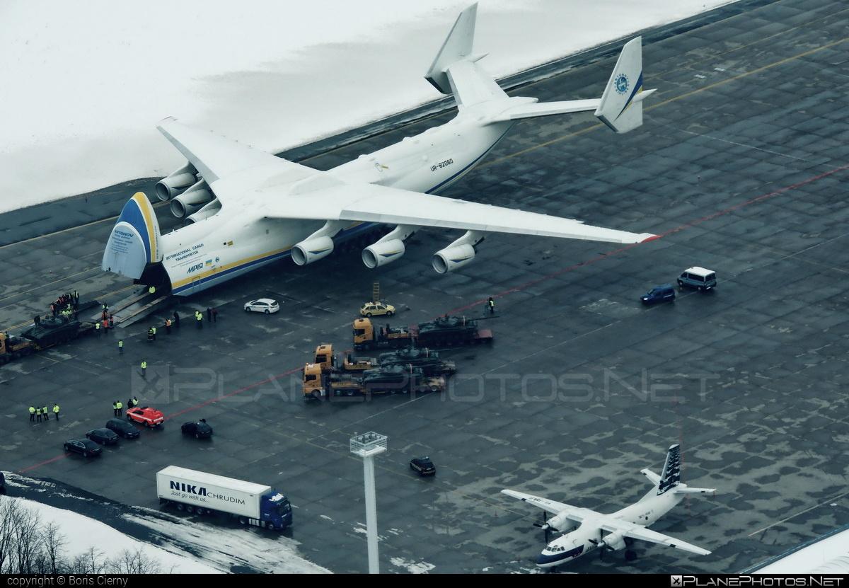 Antonov An-225 Mriya - UR-82060 operated by Antonov Airlines #an225 #antonov #antonov225 #mryia