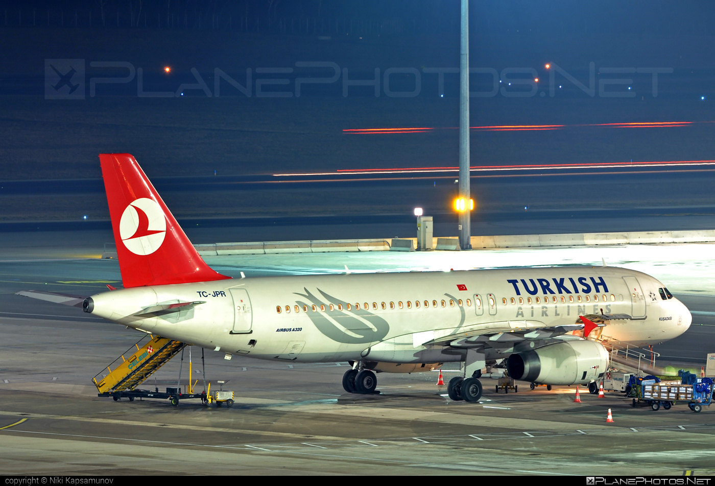 Airbus A320-232 - TC-JPR operated by Turkish Airlines #a320 #a320family #airbus #airbus320 #turkishairlines