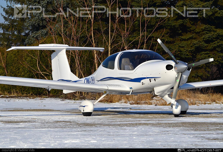Diamond DA40 Diamond Star - OM-DBV operated by Seagle Air FTO #diamond