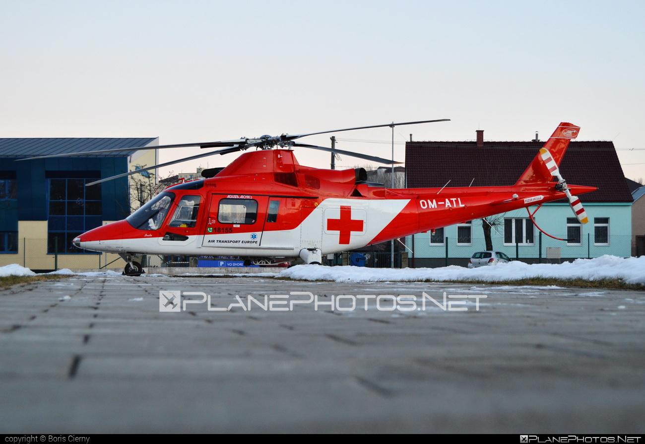 Air Transport Europe Agusta A109K2 - OM-ATL #a109 #a109k2 #agusta #agusta109 #agustaa109 #agustaa109k2 #airtransporteurope