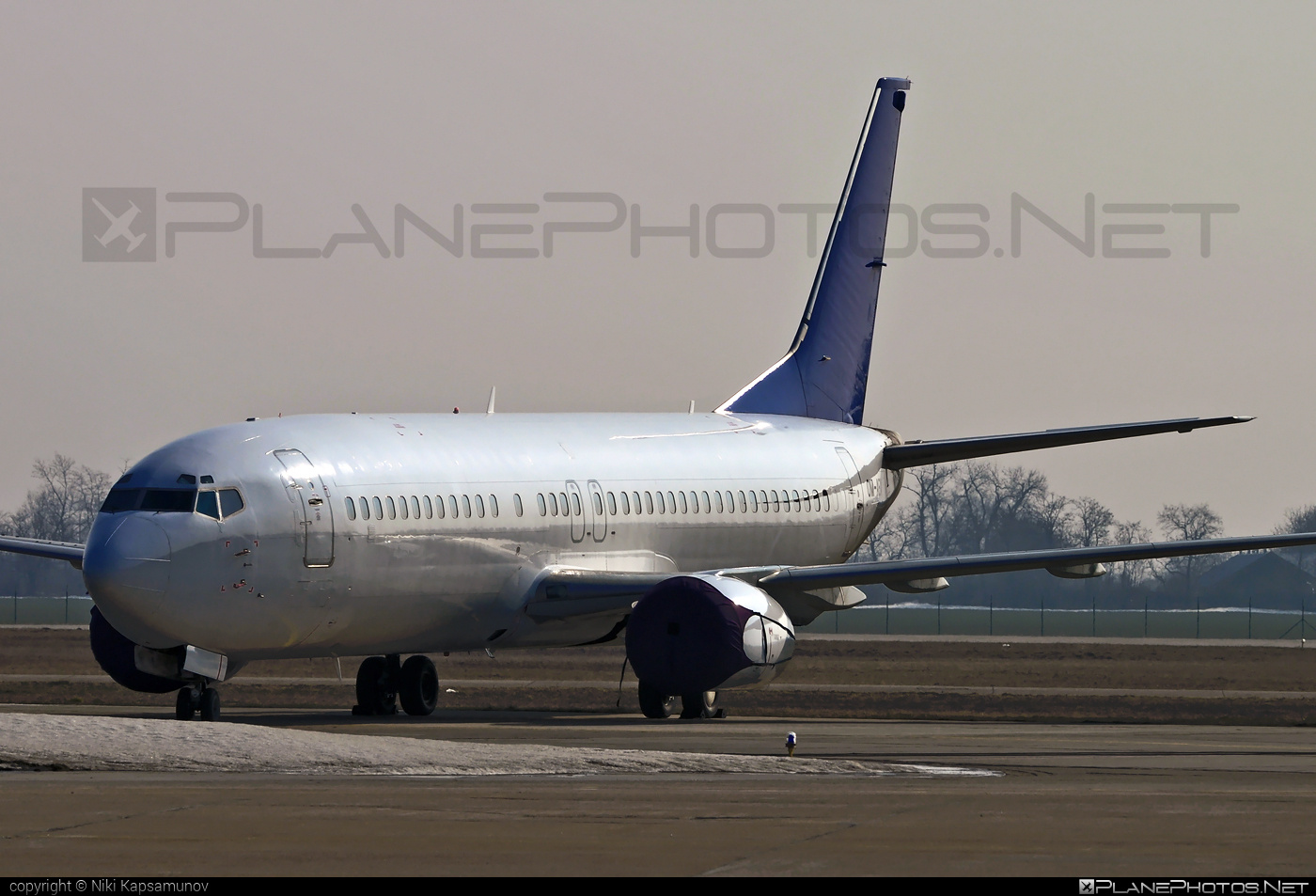 Boeing 737-400 - OM-AEX operated by AirExplore #airexplore #b737 #boeing #boeing737