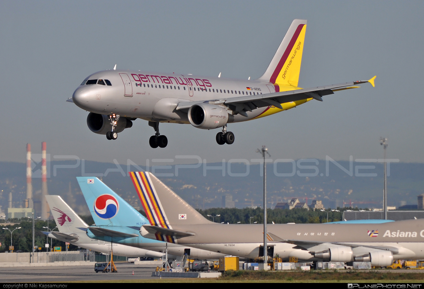 Airbus A319-112 - D-AKNS operated by Germanwings #a319 #a320family #airbus #airbus319