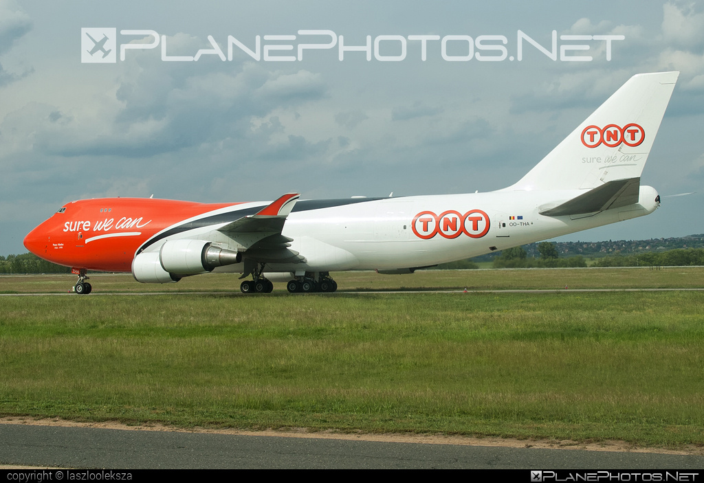 Boeing 747-400ERF - OO-THA operated by TNT Airways #b747 #b747erf #b747freighter #boeing #boeing747 #jumbo