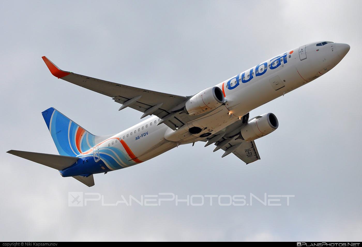 flydubai Boeing 737-800 - A6-FDV #b737 #b737nextgen #b737ng #boeing #boeing737