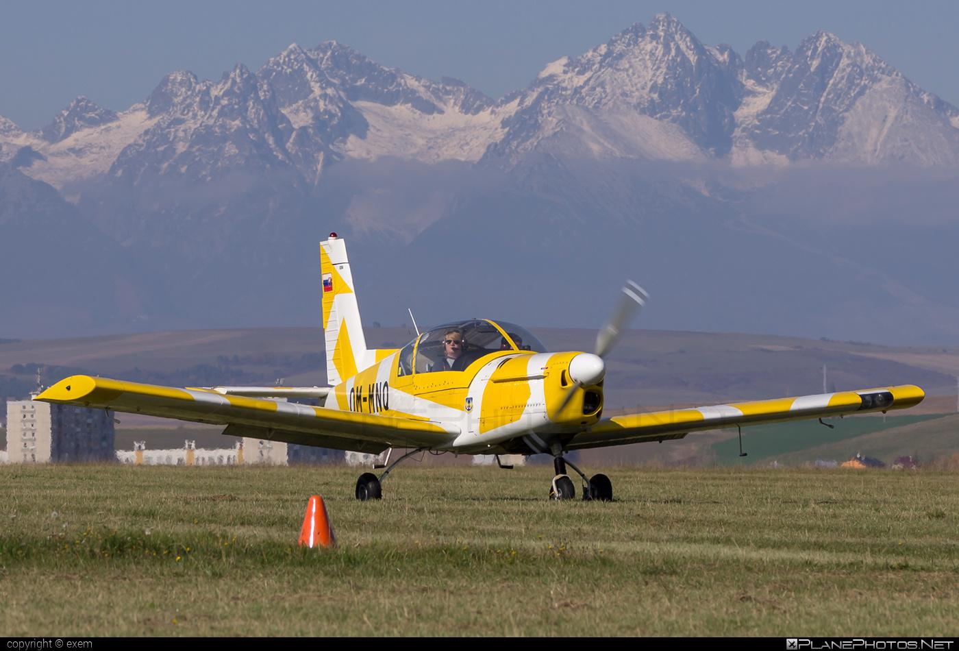 Zlin Z-142 - OM-MNQ operated by Private operator #z142 #zlin #zlin142