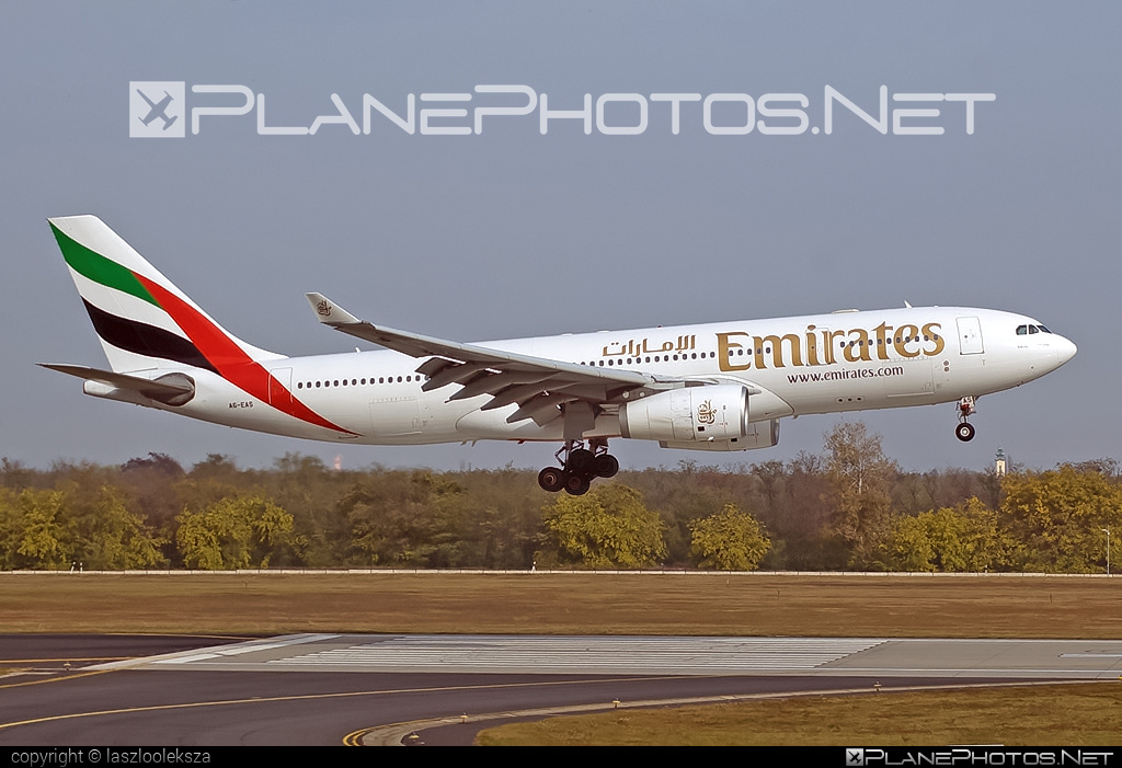 Airbus A330-243 - A6-EAS operated by Emirates #a330 #a330family #airbus #airbus330 #emirates