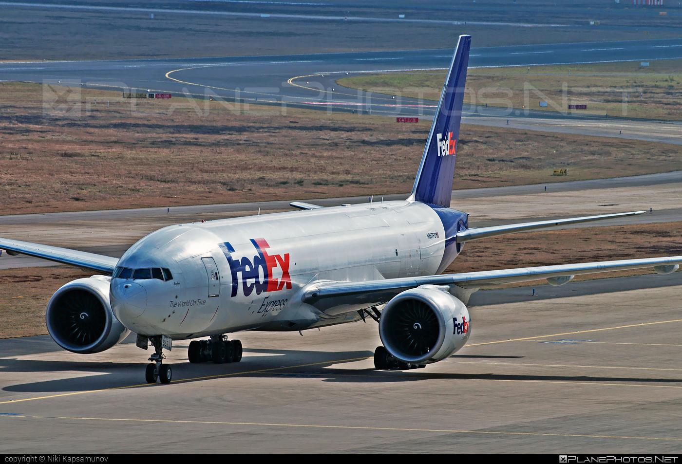 Boeing 777F - N857FD operated by FedEx Express #b777 #b777f #b777freighter #boeing #boeing777 #fedex #fedexairlines #fedexexpress #tripleseven