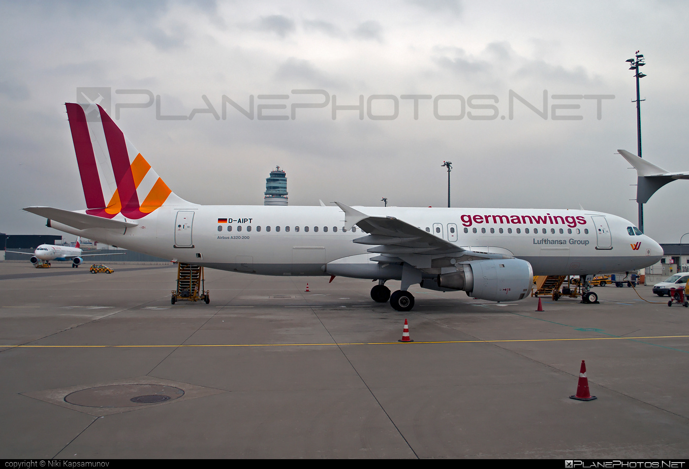 Airbus A320-211 - D-AIPT operated by Germanwings #a320 #a320family #airbus #airbus320