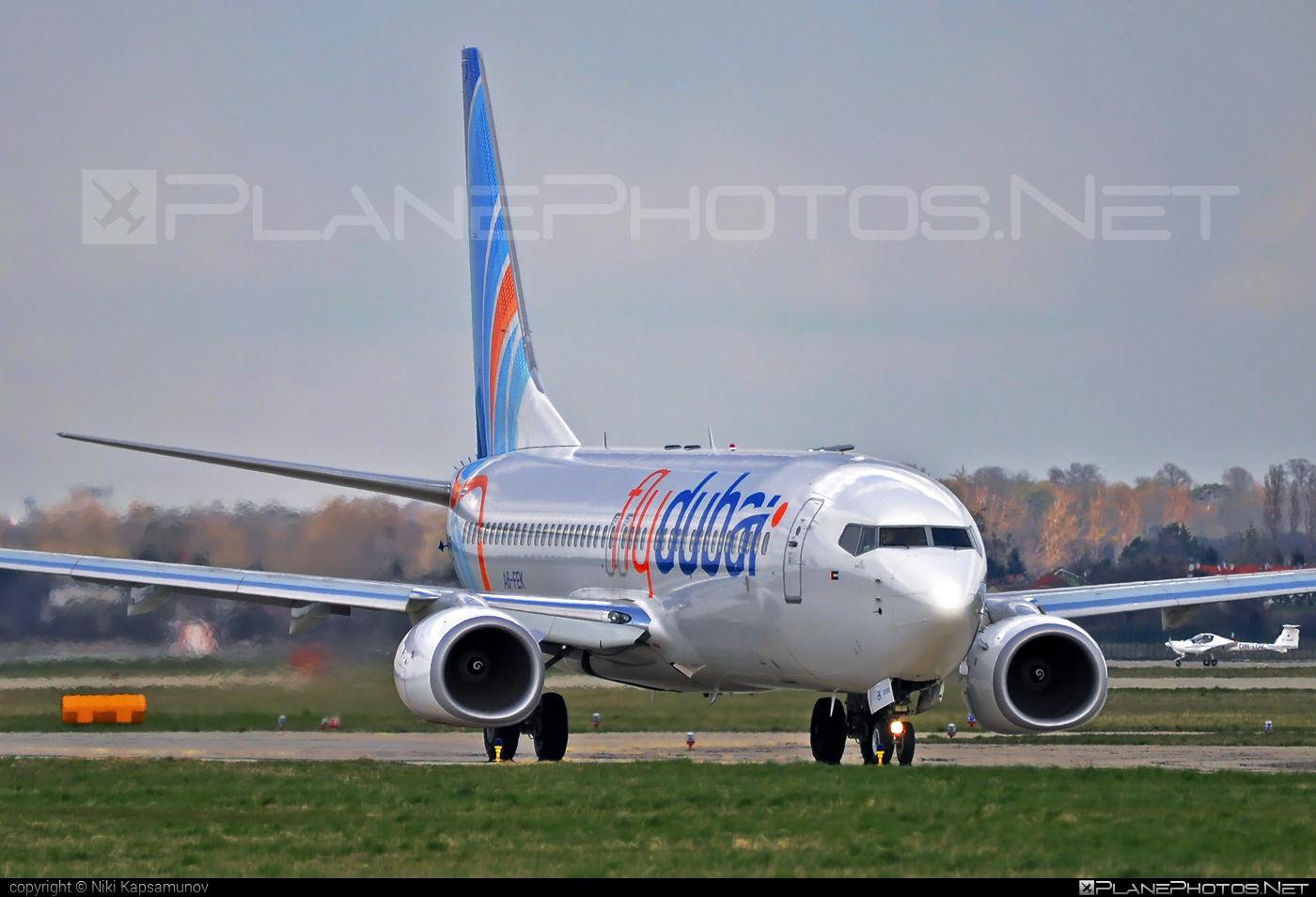 Boeing 737-800 - A6-FEK operated by flydubai #b737 #b737nextgen #b737ng #boeing #boeing737