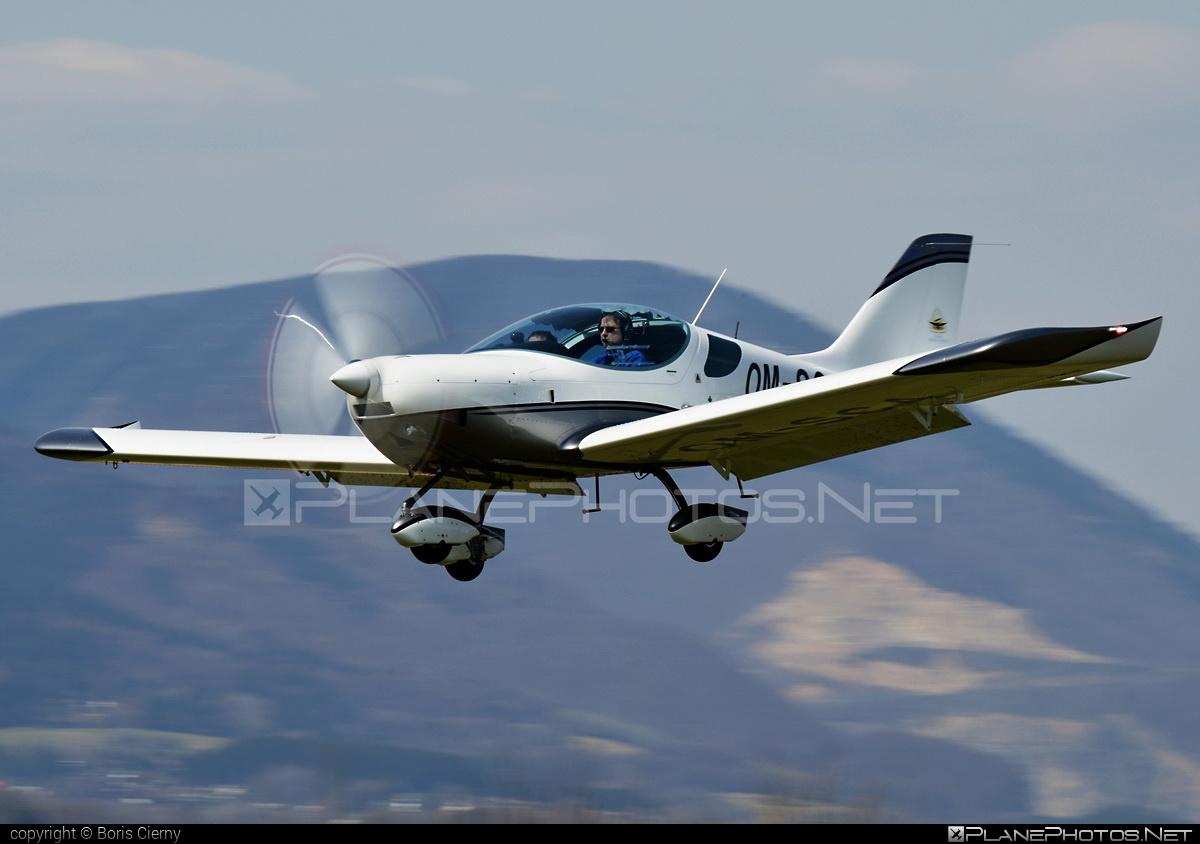 Czech Sport Aircraft PS-28 Cruiser - OM-SCA operated by SKY SERVICE s.r.o. #czechsportaircraft #ps28 #ps28cruiser