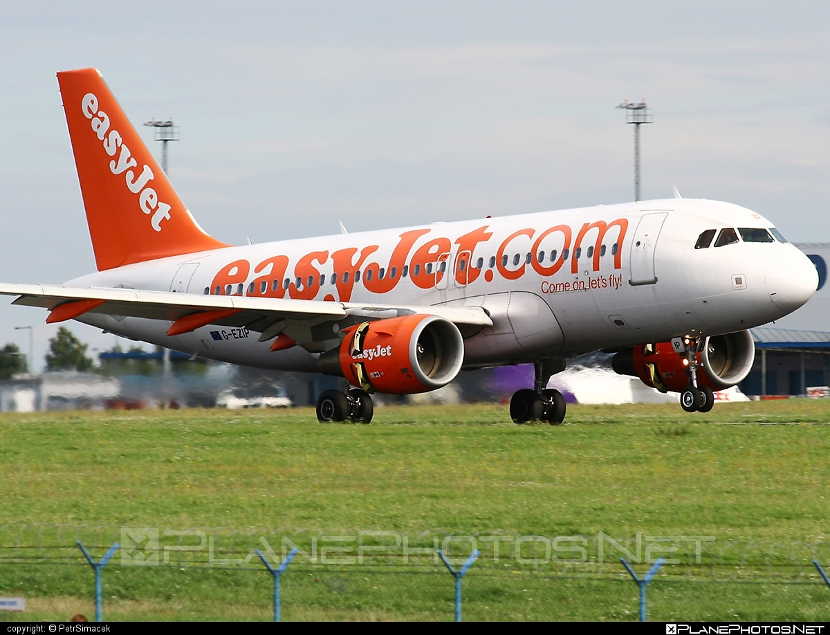 Airbus A319-111 - G-EZIP operated by easyJet #a319 #a320family #airbus #airbus319 #easyjet