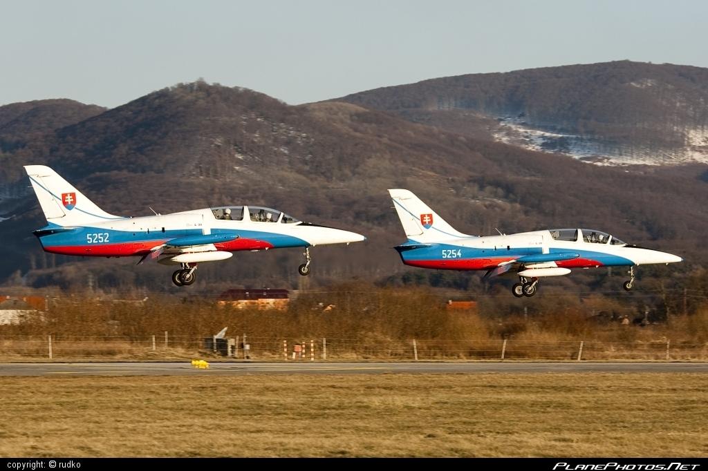 Aero L-39CM Albatros - 5254 operated by Vzdušné sily OS SR (Slovak Air Force) #aero #aerol39 #aerol39albatros #aerol39cmalbatros #albatros #l39 #l39cm #l39cmalbatros #slovakairforce #vzdusnesilyossr