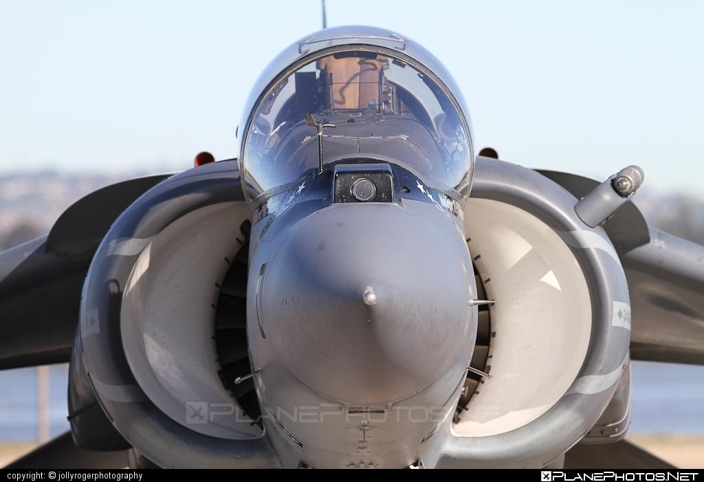 McDonnell Douglas AV-8B Harrier II+ - 165421 operated by US Marine Corps (USMC) #mcdonnelldouglas