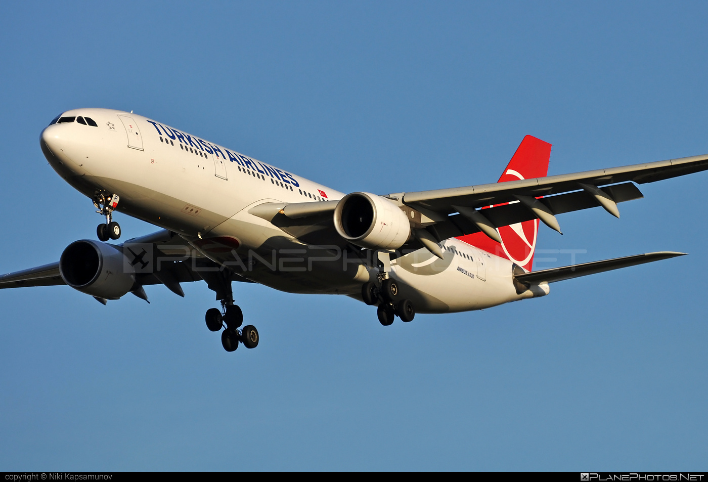 Airbus A330-223 - TC-JIR operated by Turkish Airlines #a330 #a330family #airbus #airbus330 #turkishairlines