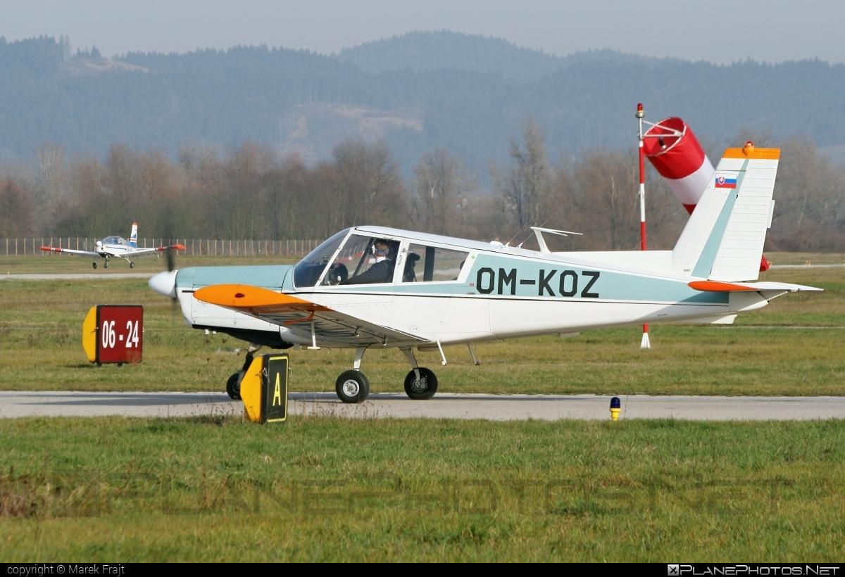 Zlin Z-43 - OM-KOZ operated by University of Žilina #z43 #zlin #zlin43