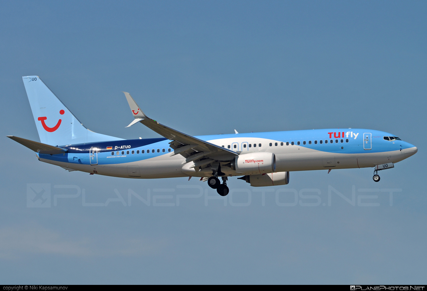 Boeing 737-800 - D-ATUO operated by TUIfly #b737 #b737nextgen #b737ng #boeing #boeing737 #tui #tuifly