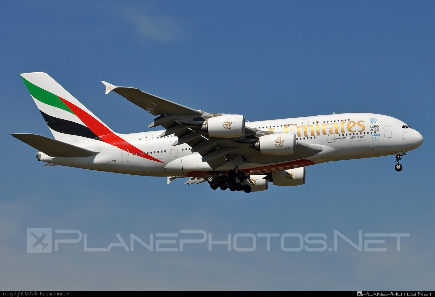 Airbus A380-861 - A6-EDB operated by Emirates #a380 #a380family #airbus #airbus380 #emirates