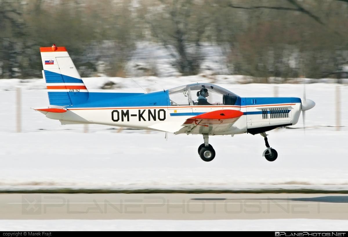 Zlin Z-142 - OM-KNO operated by University of Žilina #z142 #zlin #zlin142