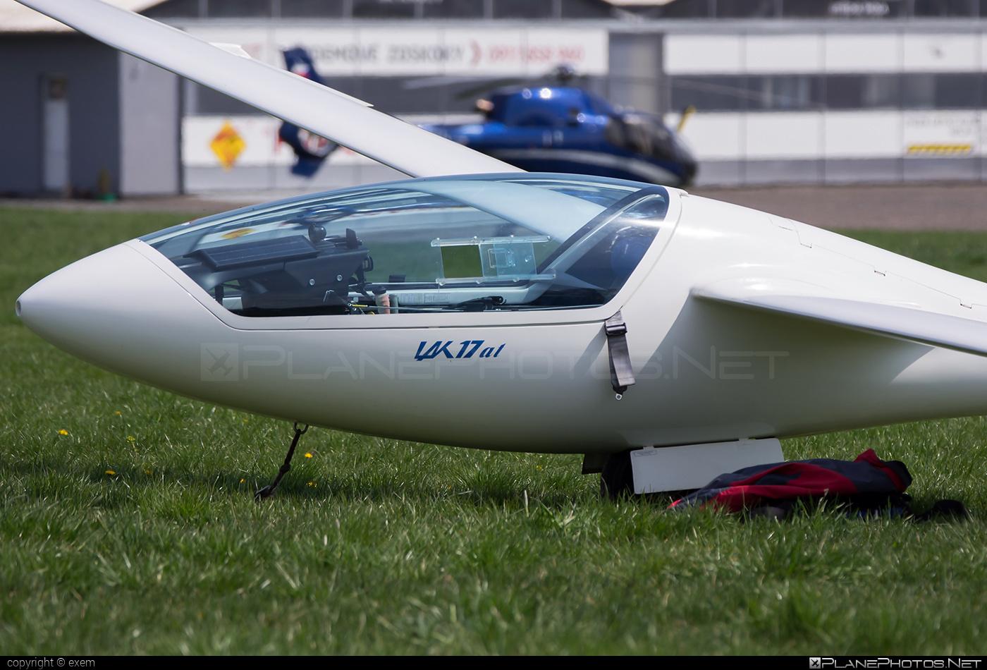 Sportine Aviacija LAK-17AT - OM-0717 operated by Private operator #sportineaviacija