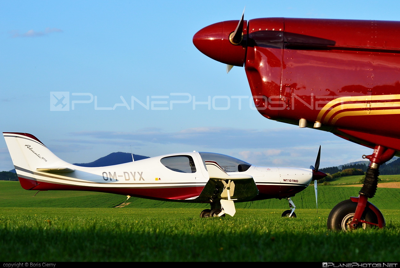 Aerospool WT10 Trio - OM-DYX operated by Private operator #aerospool