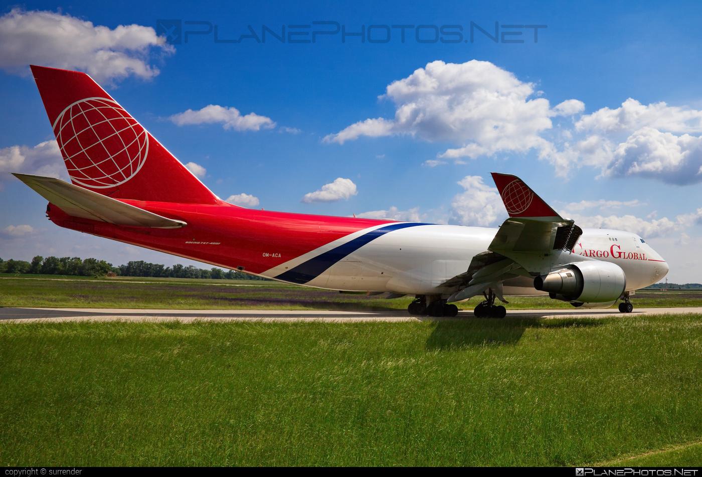 Boeing 747-400F - OM-ACA operated by Air Cargo Global #b747 #boeing #boeing747 #jumbo