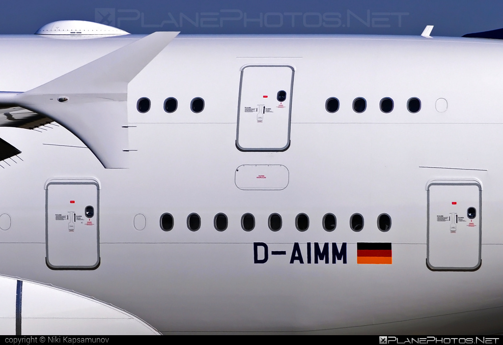 Airbus A380-841 - D-AIMM operated by Lufthansa #a380 #a380family #airbus #airbus380 #lufthansa