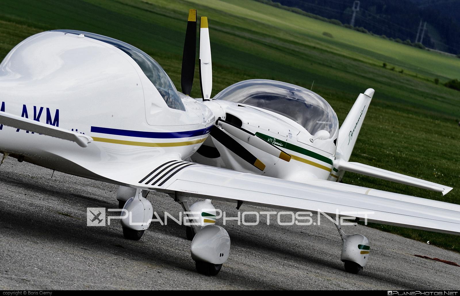 Aerospool WT9 Dynamic - OM-AKM operated by Private operator #aerospool #wt9 #wt9dynamic