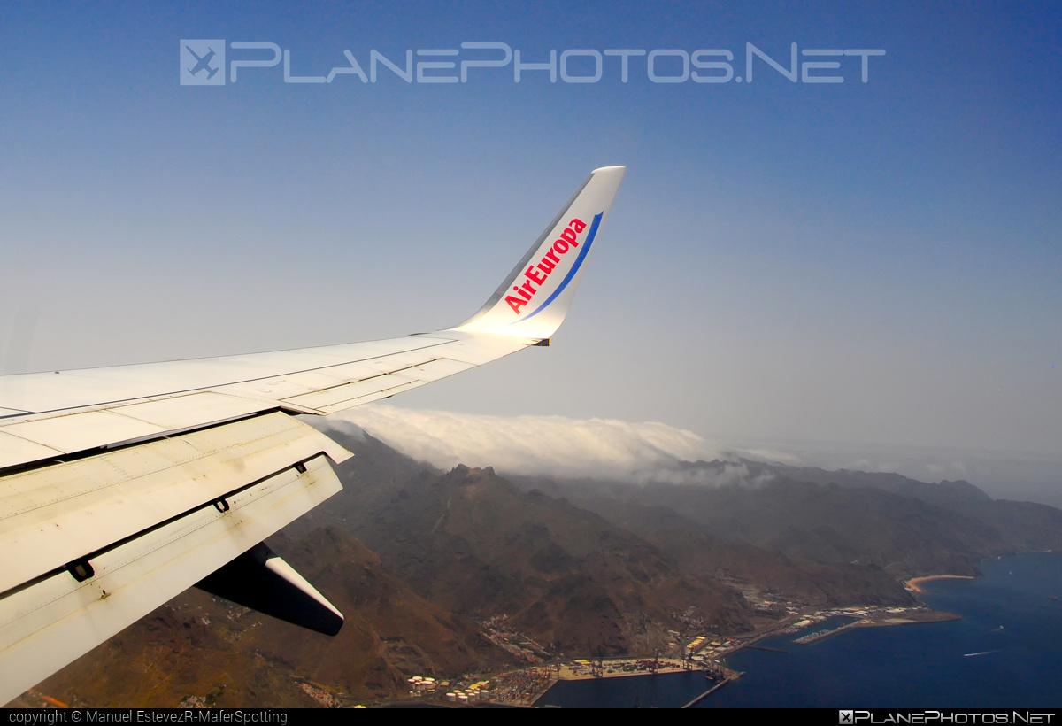 Boeing 737-800 - EC-JBL operated by Air Europa #b737 #b737nextgen #b737ng #boeing #boeing737