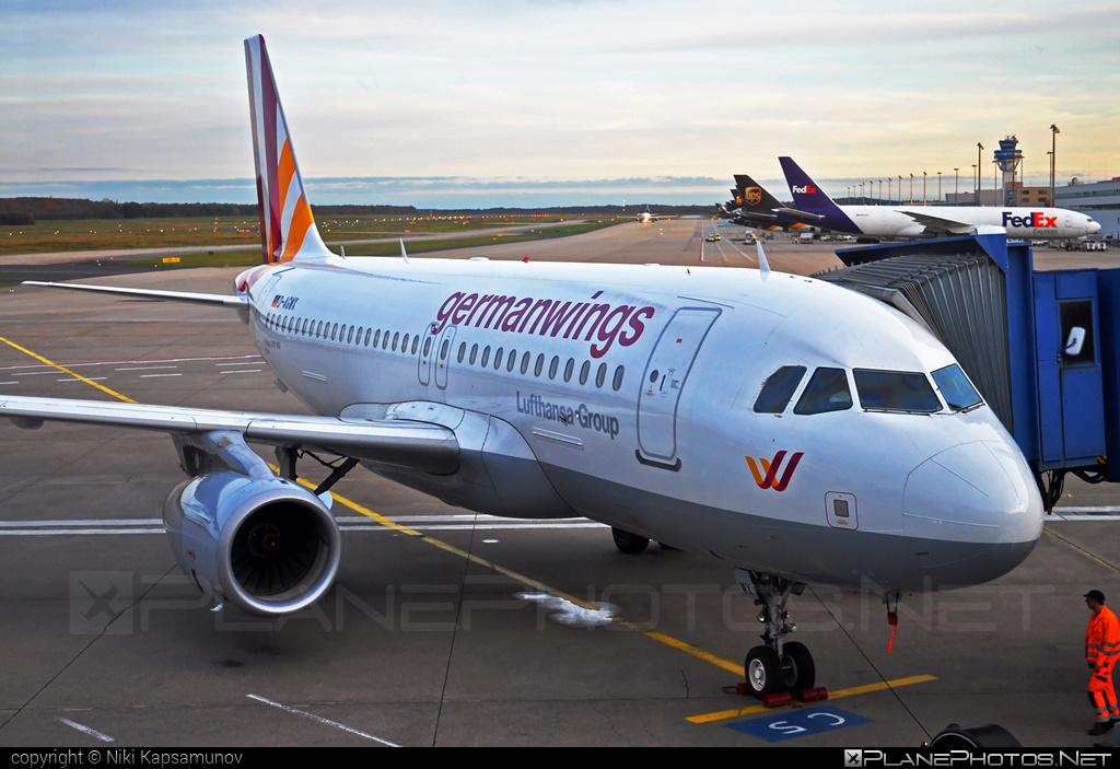 Airbus A319-132 - D-AGWX operated by Germanwings #a319 #a320family #airbus #airbus319