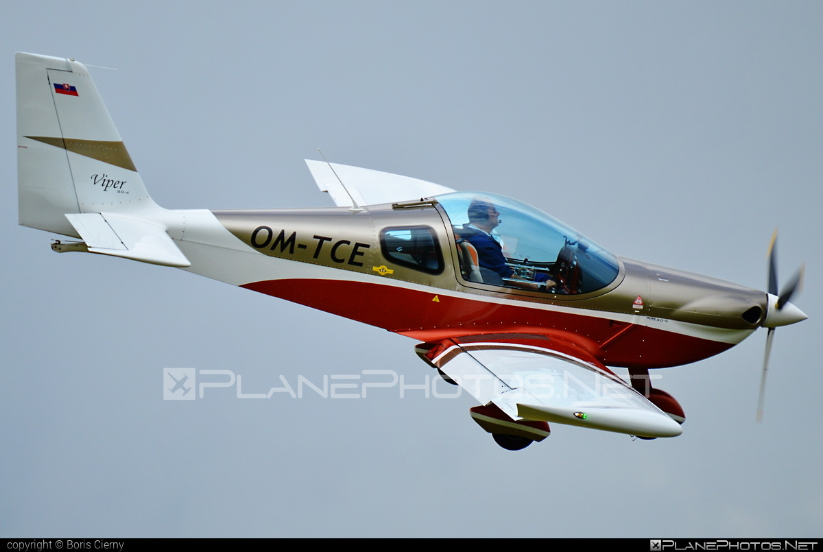Tomark SD4 Viper - OM-TCE operated by Tomark #sd4viper #tomark