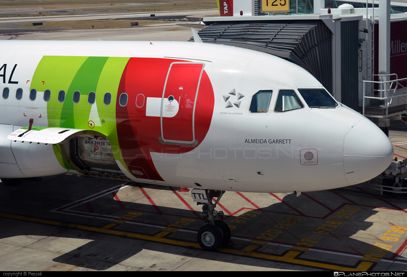 Airbus A319-111 - CS-TTL operated by TAP Portugal #a319 #a320family #airbus #airbus319