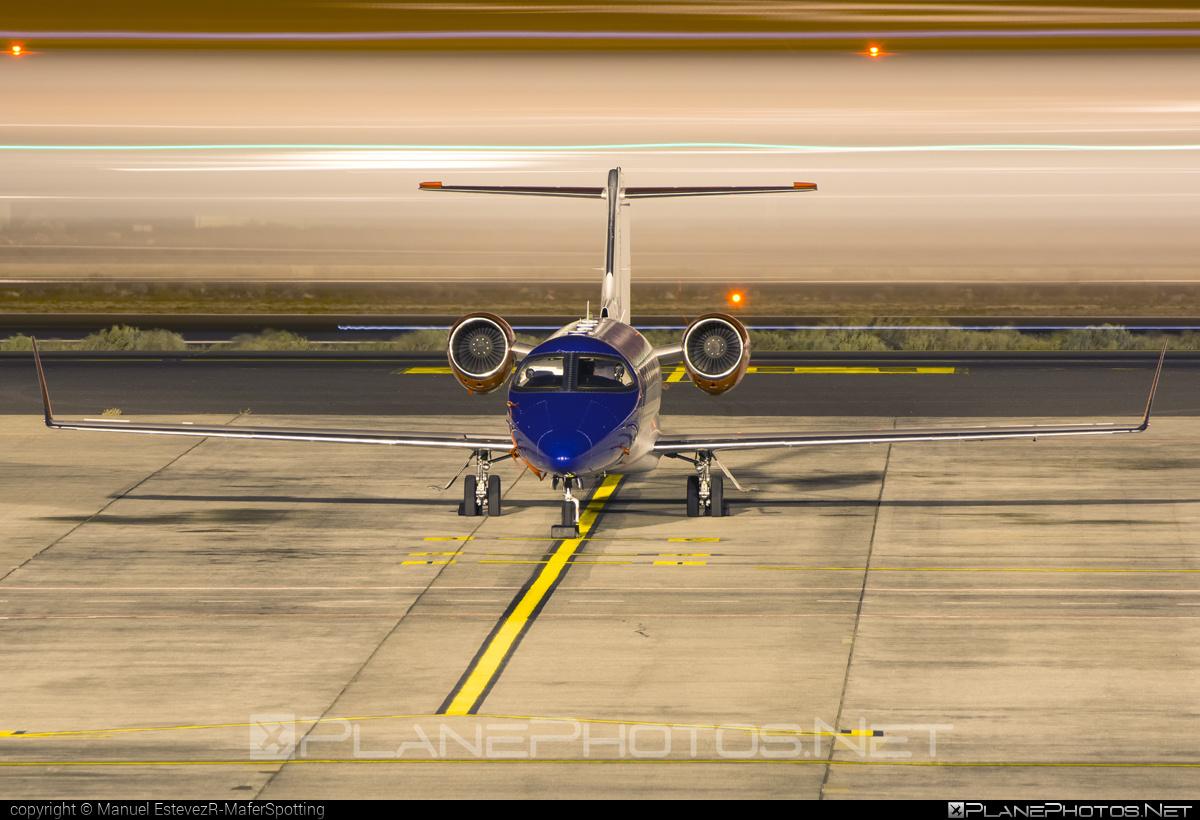 Bombardier Learjet 45 - LX-LAA operated by Luxembourg Air Rescue #bombardier #learjet #learjet45