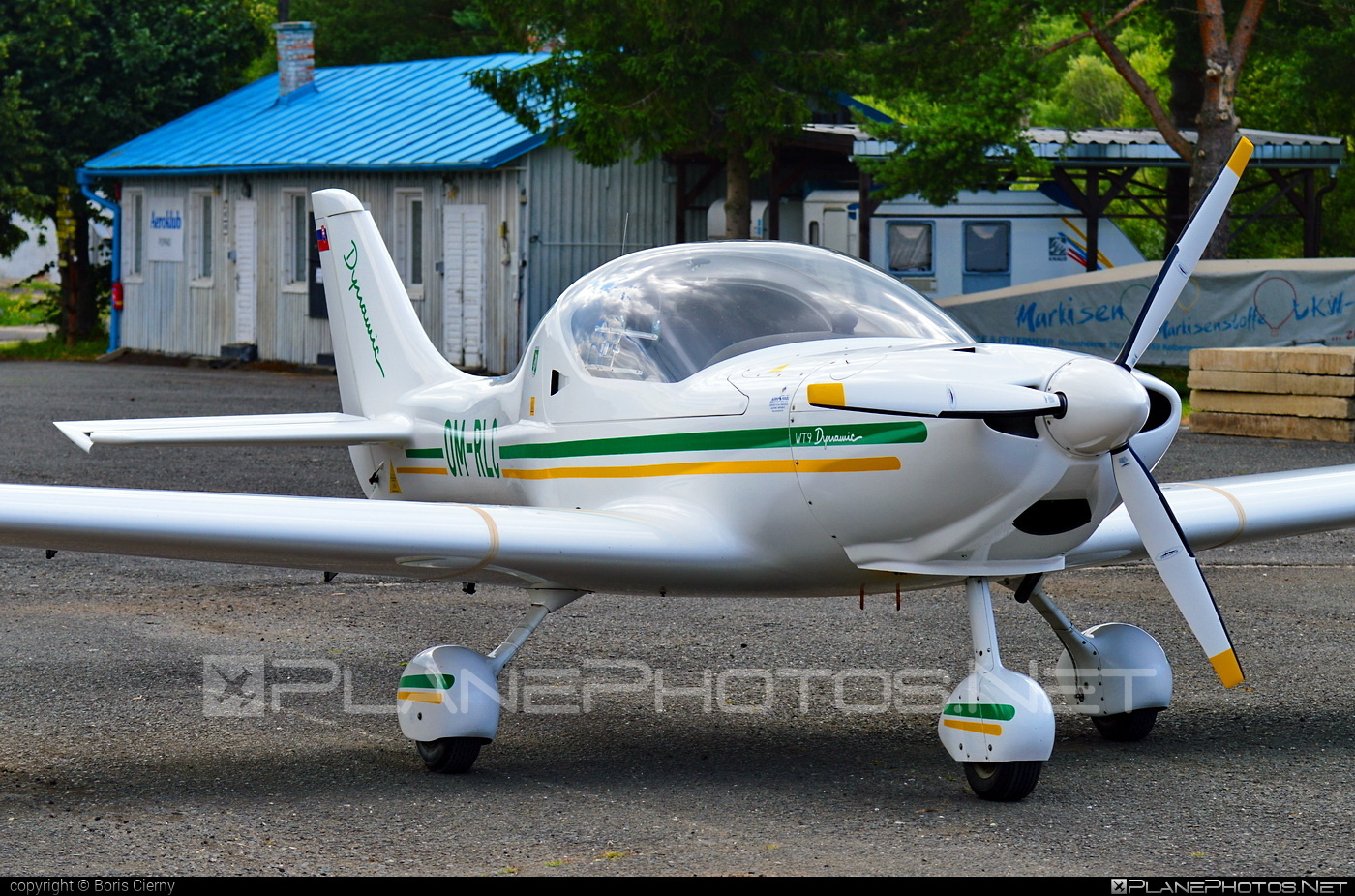 Aerospool WT9 Dynamic - OM-RLC operated by Slovenský národný aeroklub (Slovak National Aeroclub) #aerospool #wt9 #wt9dynamic