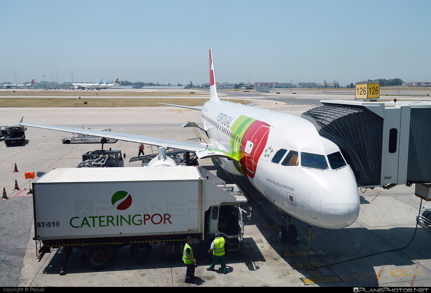 Airbus A319-112 - CS-TTU operated by TAP Portugal #a319 #a320family #airbus #airbus319