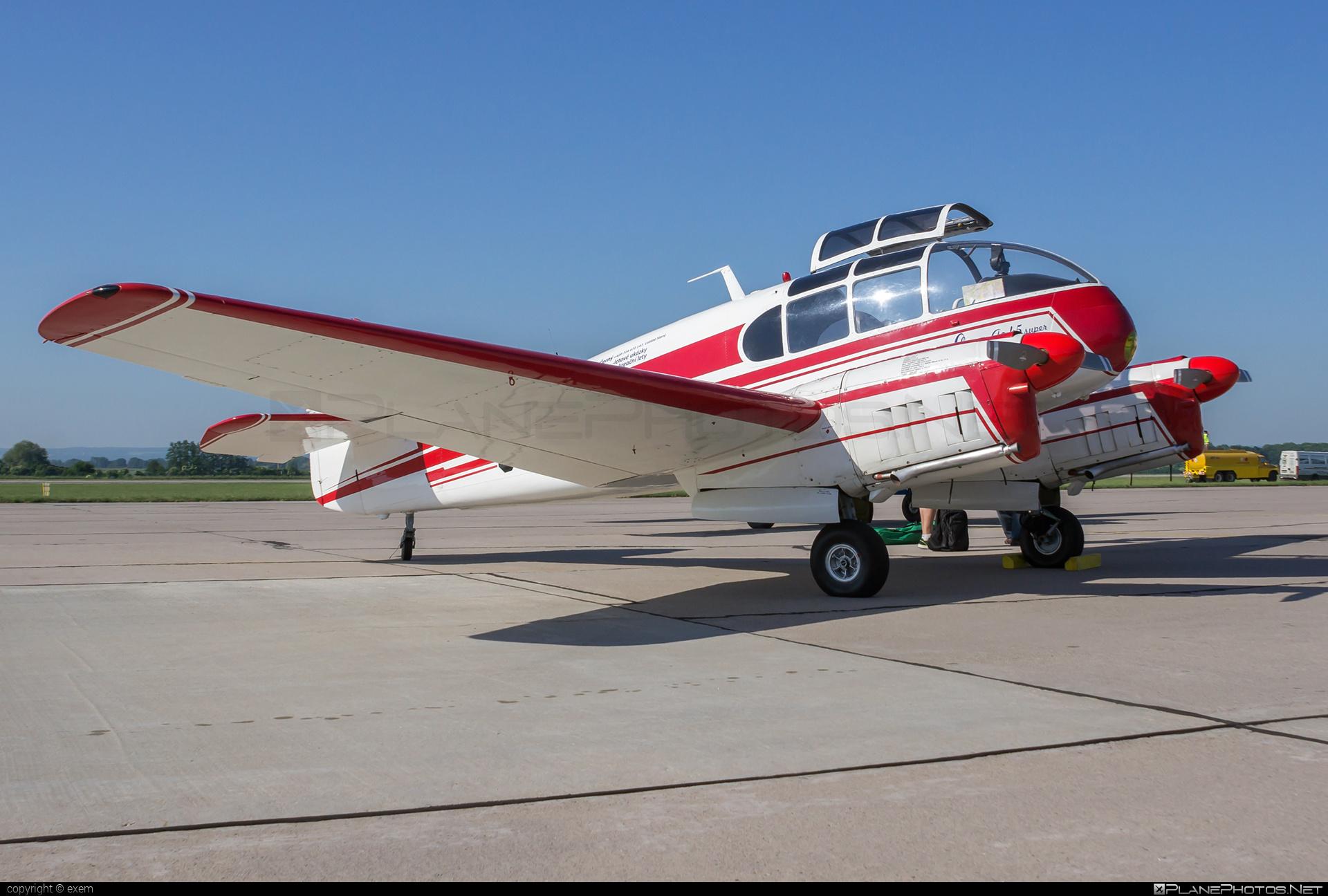 Aero Ae-45S Super - OK-KGB operated by Private operator #aero