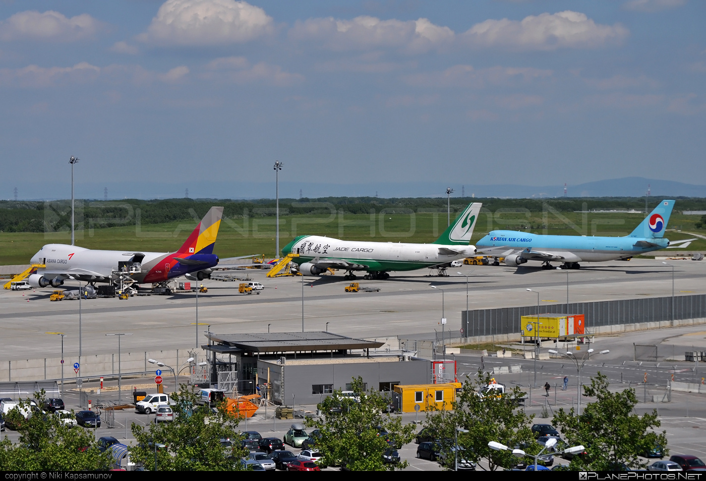 Boeing 747-400ERF - B-2421 operated by Jade Cargo International #b747 #b747erf #b747freighter #boeing #boeing747 #jumbo