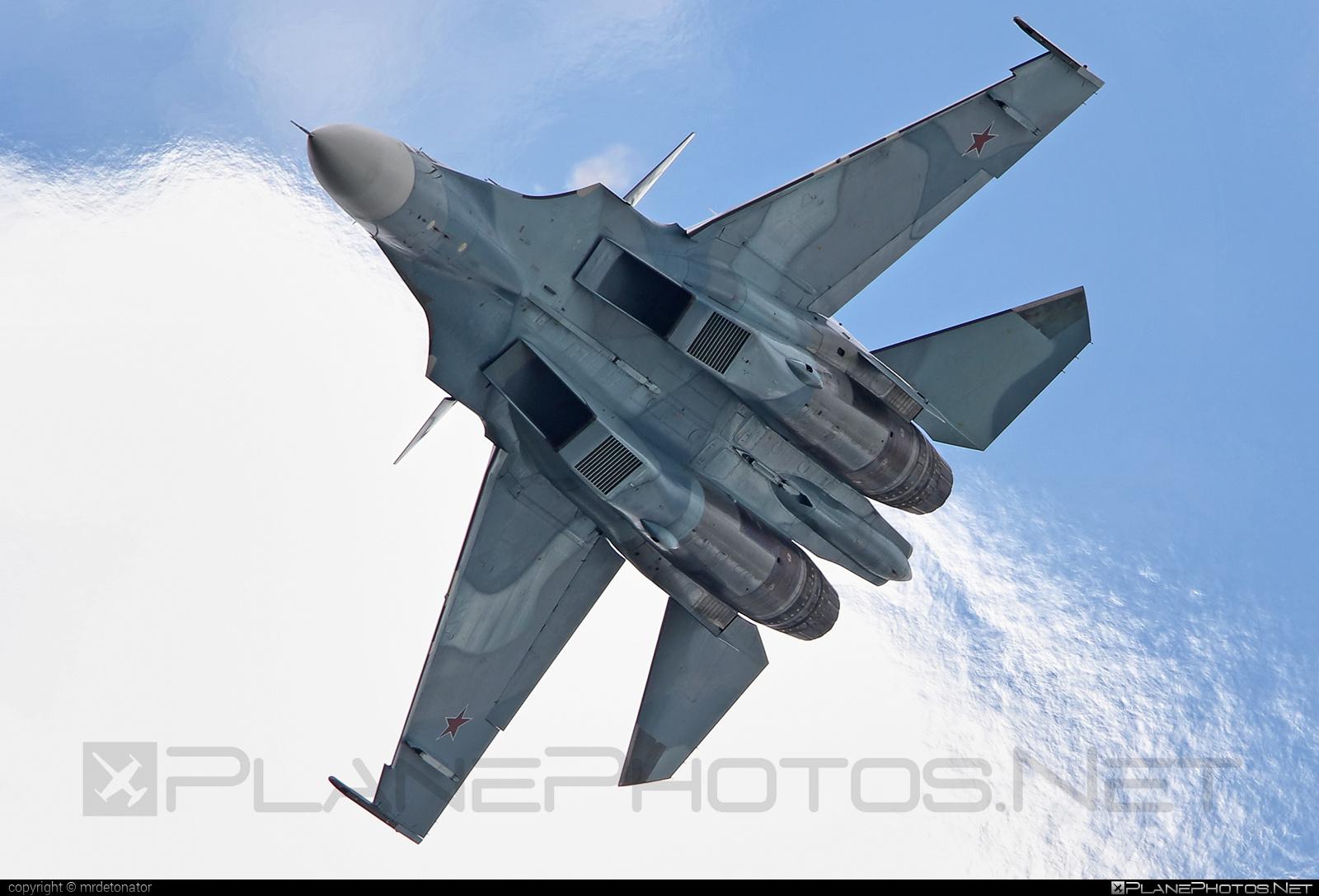 Sukhoi Su-30SM - 38 operated by Voyenno-vozdushnye sily Rossii (Russian Air Force) #maks2015 #su30 #su30sm #sukhoi #sukhoi30 #sukhoisu30sm
