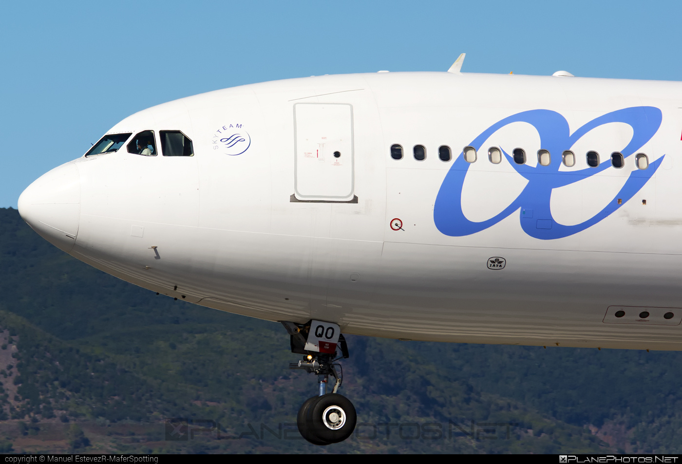 Airbus A330-243 - EC-LQO operated by Air Europa #a330 #a330family #airbus #airbus330