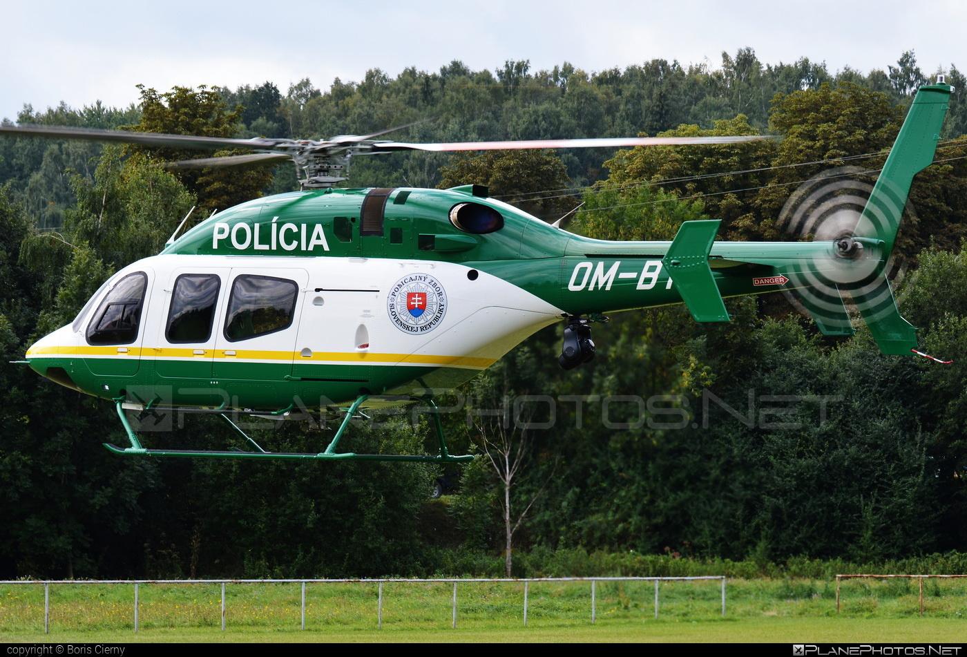 Bell 429 - OM-BYM operated by Letecký útvar MV SR (Slovak Government Flying Service) #SlovakGovernmentFlyingService #bell #bell429 #bellhelicopters #leteckyutvarMVSR