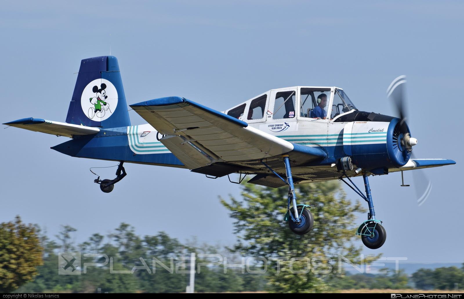 Zlin Z-37A C3 Čmelák - OM-GJT operated by PRO AVIATION #cmelak #z37 #z37ac3 #zlin #zlin37 #zlin37cmelak