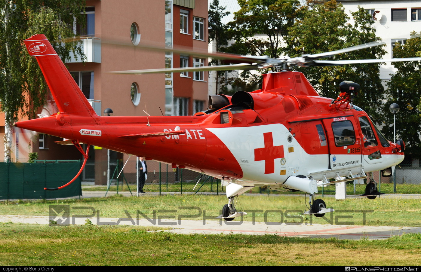 Agusta A109K2 - OM-ATE operated by Air Transport Europe #a109 #a109k2 #agusta #agusta109 #agustaa109 #agustaa109k2 #airtransporteurope
