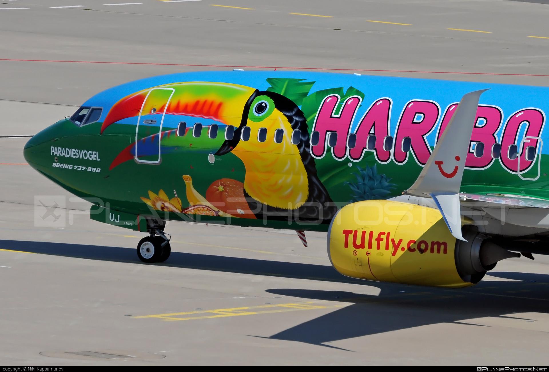 Boeing 737-800 - D-ATUJ operated by TUIfly #b737 #b737nextgen #b737ng #boeing #boeing737 #tui #tuifly