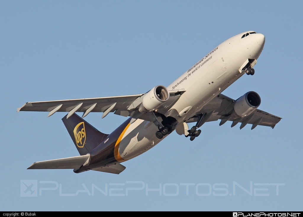 Airbus A300F4-622R - N147UP operated by United Parcel Service (UPS) #a300 #airbus #ups #upsairlines