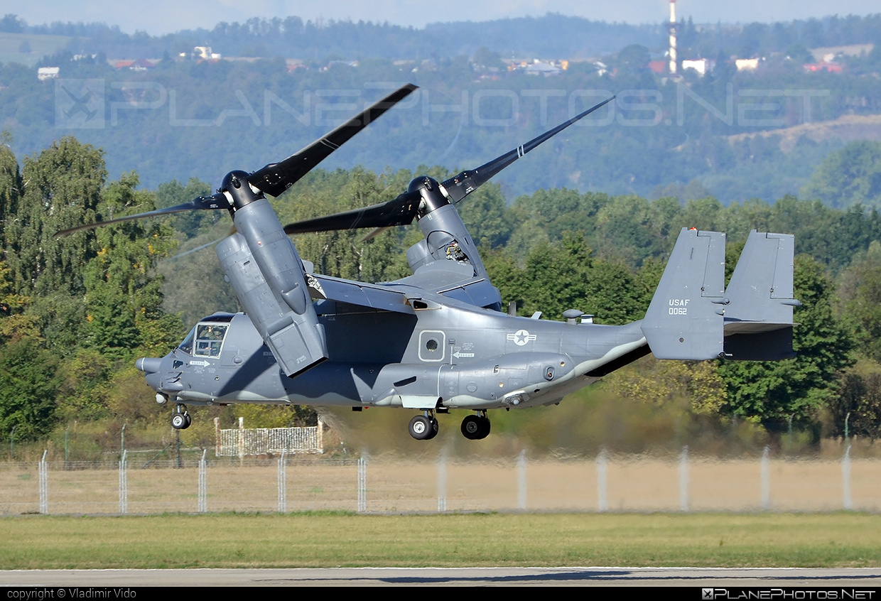 Bell Boeing CV-22B Osprey - 12-0062 operated by US Air Force (USAF) #bellboeing #natodays #natodays2015 #usaf #usairforce